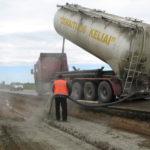 Cemento paskleidimas, KTD Group