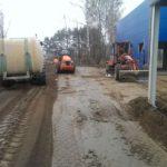 Aikštelės pagrindo stabilizavimo darbai, KTD Group