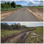 Karmėlavos oro uosto kelias, prieš ir po, KTD Group