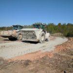 Karmėlavos oro uosto pagrindo stabilizavimas, KTD Group