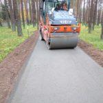 Vojuolamo betono dviračių takas, KTD Group